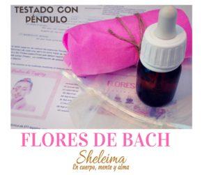 Flores de bach y EFT