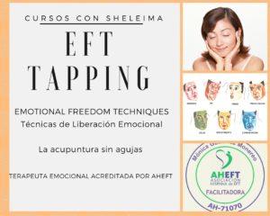 EFT tapping liberación emocional en Alcalá de Henares